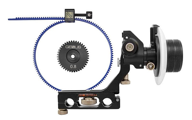 Genus Superior Follow Focus System with Advance Mounting System