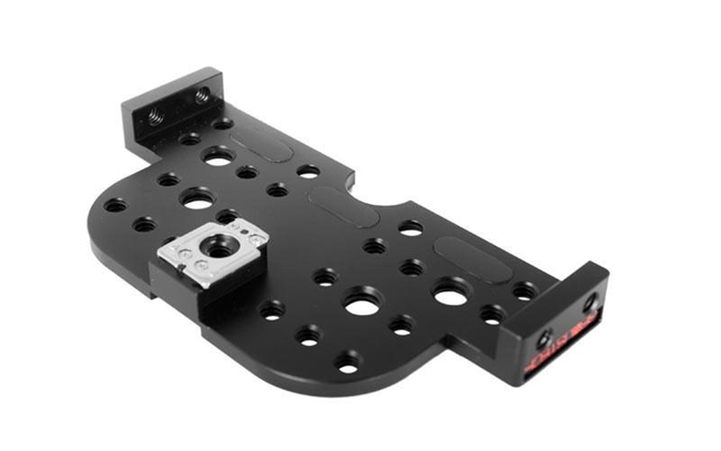 Genus Top Cheeseplate for Sony NEX-FS100 Camera