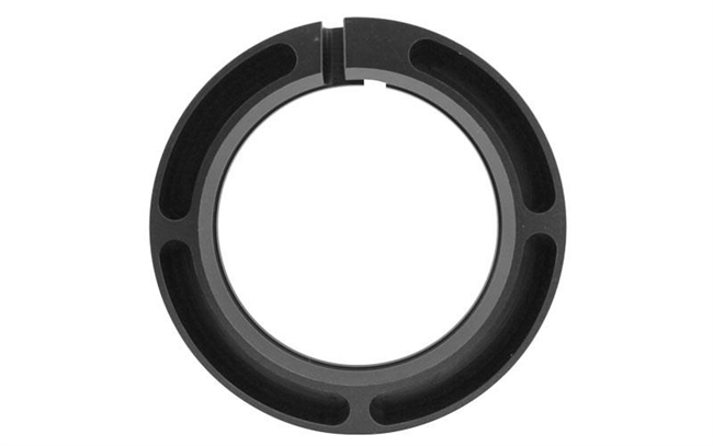 Genustech GEM-COAIR  Genus Elite Clamp on Interface ring to GAR lens adapter ring