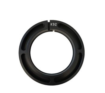 GEM-COAR 92 : Genus Elite Clamp on adaptor ring 92mm