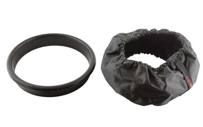 GEM-GARDNK: Lens Adapter Ring with Nuns Knickers for Elite Matte Box