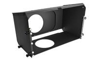 GHHPK : Hurricane Hood and Plate Kit with dual baffles (circular hole) (Universal)