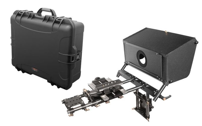 GHRSK : Hurricane Rig 3D System Kit including hard carrying case