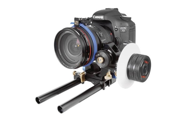 GMB/DSLR : Genus Adaptor Bar System for DSLR type cameras