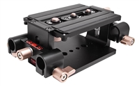 GMB-UP/CF350 : Universal Adapter Bar System (with 350mm Carbon Fiber 15mm rods)