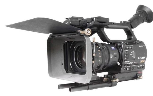 GMKSUP : Matte Box Superior Kit GWMC, GFFW, GMB/A Combination, with GSP-400-038