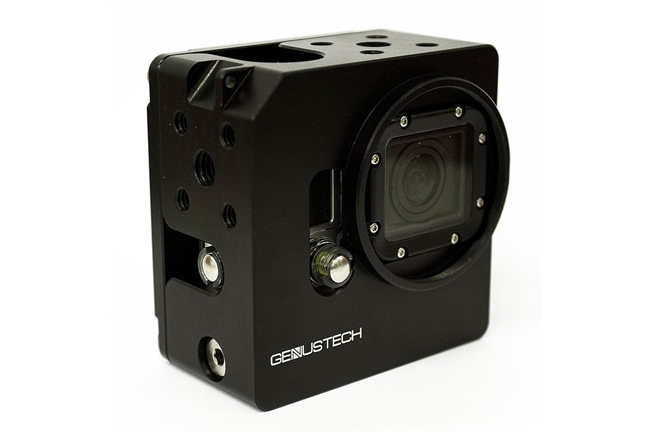 Genus Cage for GoPro Hero 3 camera