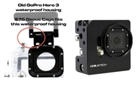 GP-CAGE-BK+ : Genus Cage for GoPro Hero 3+