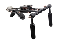 GVCSMK-HYBRID : Genus Video Camera Shoulder Mount Hybrid System Kit