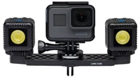 LumeCube LC-GPAC22: Lighting Kit for GoPro & Action Cams