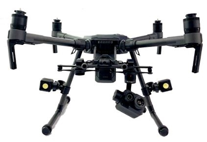 LC-MATRICE22: LIGHTING KIT FOR DJI MATRICE 210 DRONE (ALSO FITS 100, 200, 600)