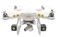 LumeCube LC-P322: LIGHTING KIT FOR DJI PHANTOM 3 PRO & ADVANCED DRONE