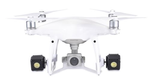 lighting DJI Phantom