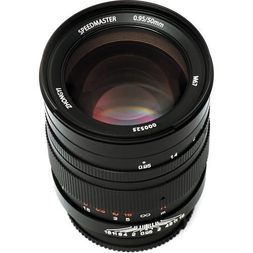 Mitakon 50mm f/0.95 SpeedMaster Lens for Sony E Mount