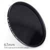 ND16-67 : ND 1.2 ( ND16 ) 4 stop Neutral Density Filter 67mm