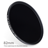 ND400 : Neutral Density Filter 82mm