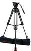 OZ-15CF2  : OZEN 100CF2 100mm Carbon Fiber Tripod & Agile 15 Fluid Head System (E-Z-Load)