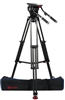 OZ-18CF1HD :OZEN 100CF1HD 100mm Carbon Fiber Tripod & Agile 18 Fluid Head System (E-Z-Load)
