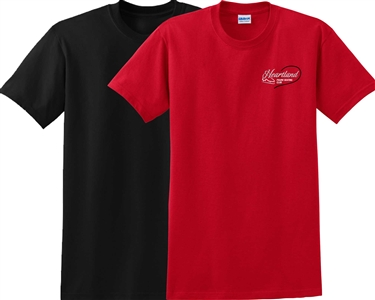 Heartland FSC embroidered Basic Tee