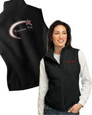 Carolina Ice Synchro Ladies R-Tek Vest