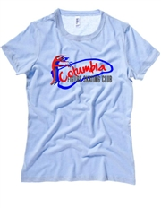 Columbia Bella Jesey Tee Blue