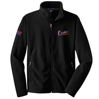 Columbia FSC Chest Logo Polar Fleece Jacket