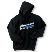 Cottonwood Heights FSC Hooded Fleece