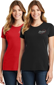 Heartland FSC  Embroiderd Women's Tee
