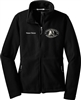 Kingsgate SC Ladies Chest Logo Fleece Jacket