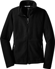 Polar Fleece Jacket - Ladies Cut