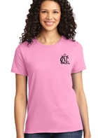 NCL Los Gatos Saratoga Ladies Basic Tee
