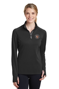 Penguin FSC Ladies 1/4 Zip Athletic Fleece