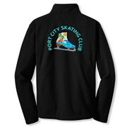 Port City Skating Club Polar Fleece Jacket