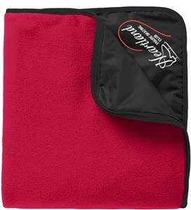 Heartland FSC Fleece Blanket