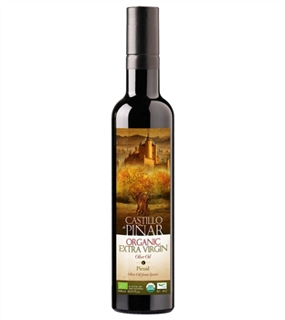 Castillo de Pinar Organic Extra Virgin Olive Oil - 500ML Bottle