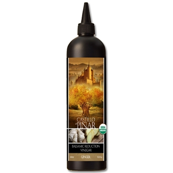 Castillo de Piñar Organic Ginger Infused Balsamic Vinegar 500 ml
