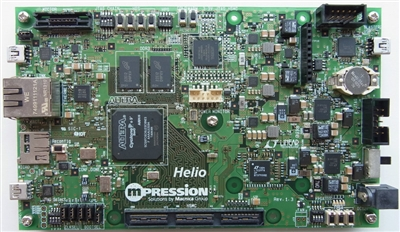 Mpression Helio Evaluation Base Board (HELIO-SOC-EVAL)
