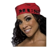 Camp Muscle Bandana Headband Scarf