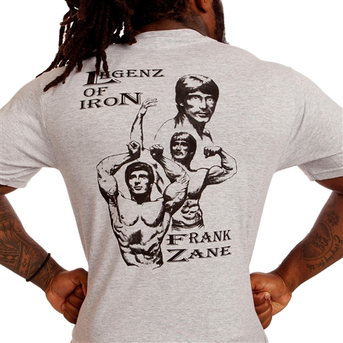 Legenz of Iron - Frank Zane