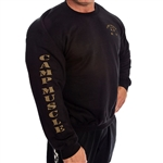 Camp Muscle Sweatshirt