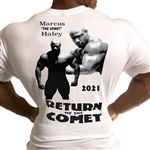 Marcus Haley Return of The Comet T-Shirt