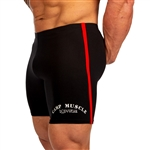 Men's Spandex Gym Bike Cyclist Fitness Shorts