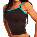 Women's Compression Sports Bra Tank Top