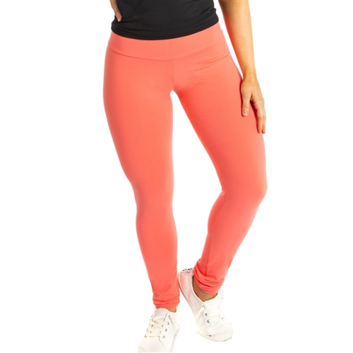 Women's Mid-Rise Compression Leggings