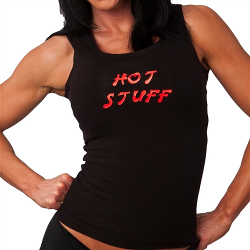 Women's Hot Stuff Compression Tank Top