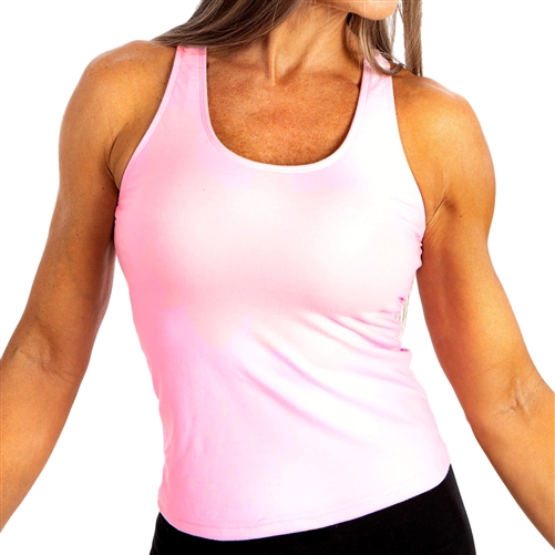 Racerback Sports Bra Tank Top