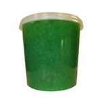 BOBA LOCA® GREEN APPLE BURSTING BOBA, Net Wt. 7.04lbs