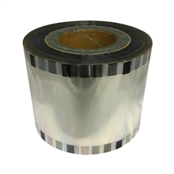 CLEAR CUP SEAL FILM, NO PRINT-PP, 95MM