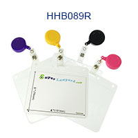 HHB089R Retractable Badge Holder