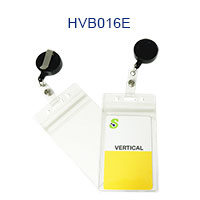HVB016E Retractable Badge Holder